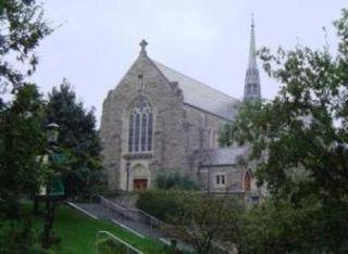 Alumni chapel