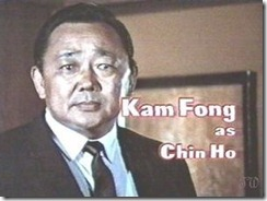 Kam Fong as Chin Ho