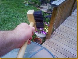 mangrate brush
