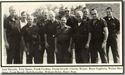 These were the custodians in my high school when I was a student. It was a big building.